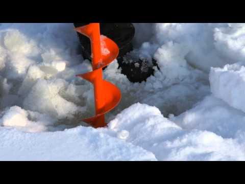 видео: Ледобур heinola speedrun