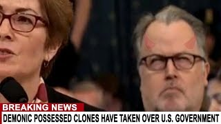 BREAKING: DEMONIC POSSESSED CLONES HAVE TAKEN OVER MOST OF THE U.S. GOVERNMENT