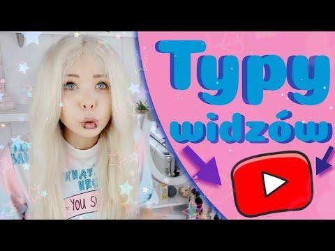 Typy WIDZÓW na YouTube!