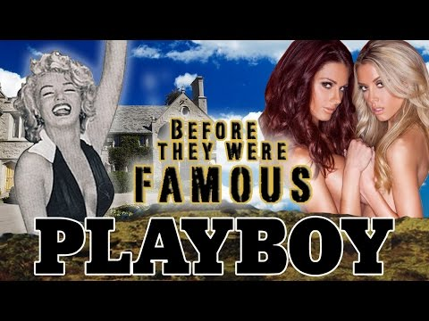 PLAYBOY - Before They Were Famous - HUGH HEFNER