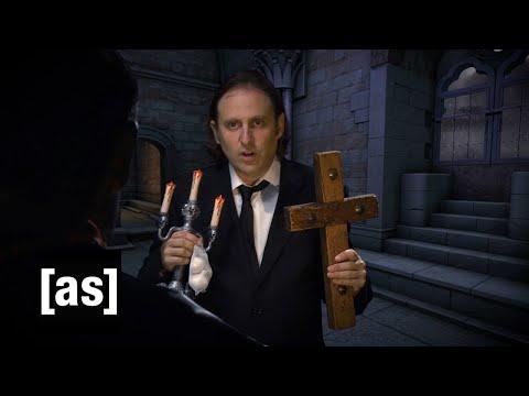 Gregg Turkington's Decker Vs. Dracula – Episode 2 | Decker | Adult Swim