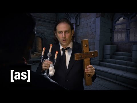 Gregg Turkington's Decker Vs. Dracula – Episode 2 | Decker | Adult Swim