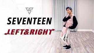 Gambar cover SEVENTEEN - 'Left & Right' Dance Cover | Ellen and Brian