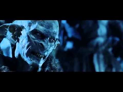 The Lord of the Rings: The Two Towers-Uruk-hai at Fangorn forest
