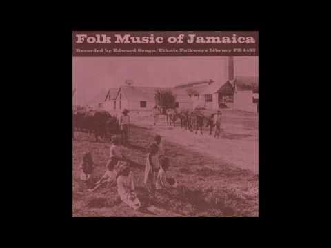 VariousFolk Music Of Jamaica FULL ALBUM