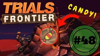 CANDY LOCATIONS #2 | Trials Frontier #48