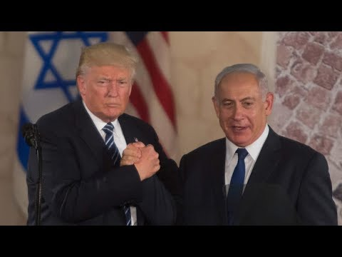 Trump Plans to Move US Embassy to Jerusalem