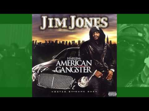 Jim Jones ● 2007 ● Harlem's American Gangster (FULL ALBUM)
