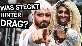 Ein Tag als Drag Queen – Sebastian macht den Selbstversuch || PULS Reportage