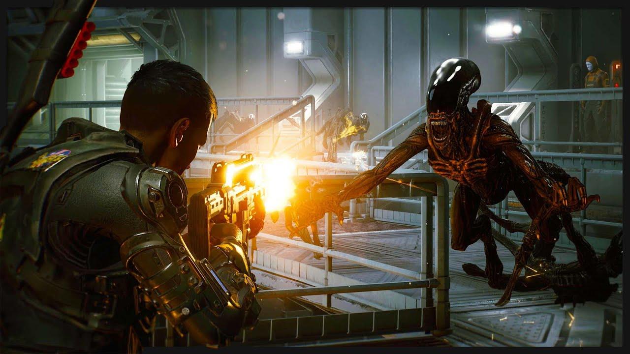 Download We MUST Survive the Alien Horde Invasion! (Aliens: Fireteam Elite Part 1)