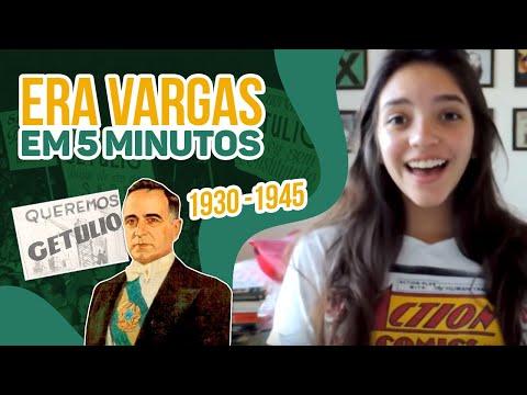 50 minutos em 5: ERA VARGAS (Débora Aladim)