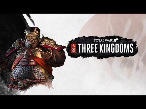 Разблокируем Дун Чжо. Total War: Three Kingdoms (стрим)