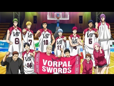 AMV/ASMV - Kuroko No Basket: Last Game