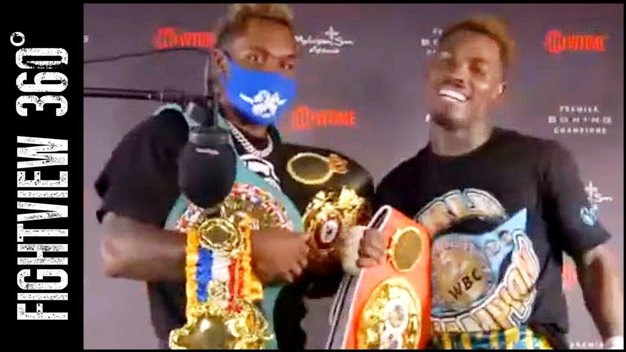 🔴📡 Jermell Charlo Post Fight Press Conference: Ko Reaction - Charlo vs Rosario RECAP - Teixeira?