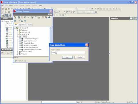 Java Reporting Software - JReport Designer and Data Sources
