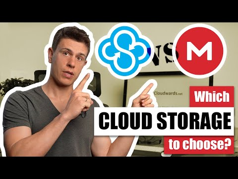 Sync.com Vs MEGA? Which Cloud Storage To Choose And Why