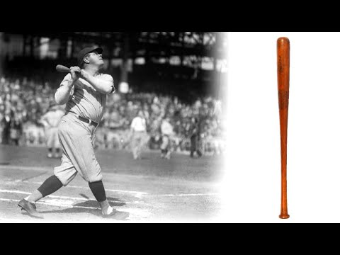 Why This Babe Ruth Bat May Fetch 7 Figures
