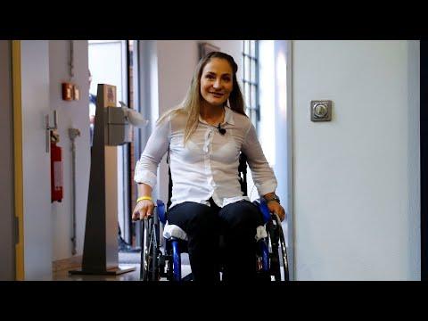 """Kristina Vogel im Video: """"Ich will positive Energie weitergeben"""""""