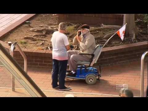 Beau Knows Senior Citizens - The Footy Show Australia 2012 [TVFIRST4YOU]