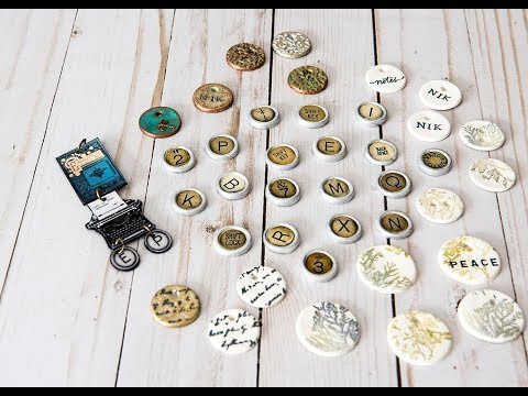 DIY Embellishments and Cyber Monday info