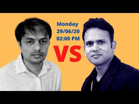 Hindi Chess Videos vs Hindi Chessbase India | Ashvin vs Niklesh