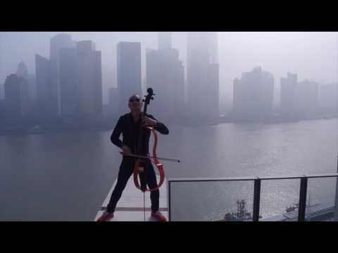 Dana Leong - Electric Cello on Shanghai Skyscrapers Highlights (30s)