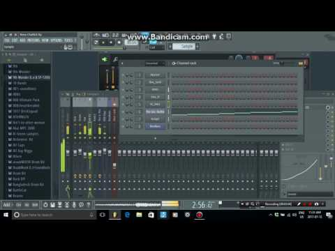 Jay-Z - Never Change (FL Studio Remake + FLP!!)