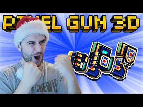 THIS IS MY LAST CLAN CRAFTABLE WEAPON POWER FISTS DO SERIOUS DAMAGE! | Pixel Gun 3D
