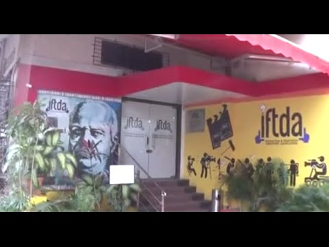 Exterior Of Our Beautiful Office IFTDA - Indian Film & Television Directors' Association, Mumbai
