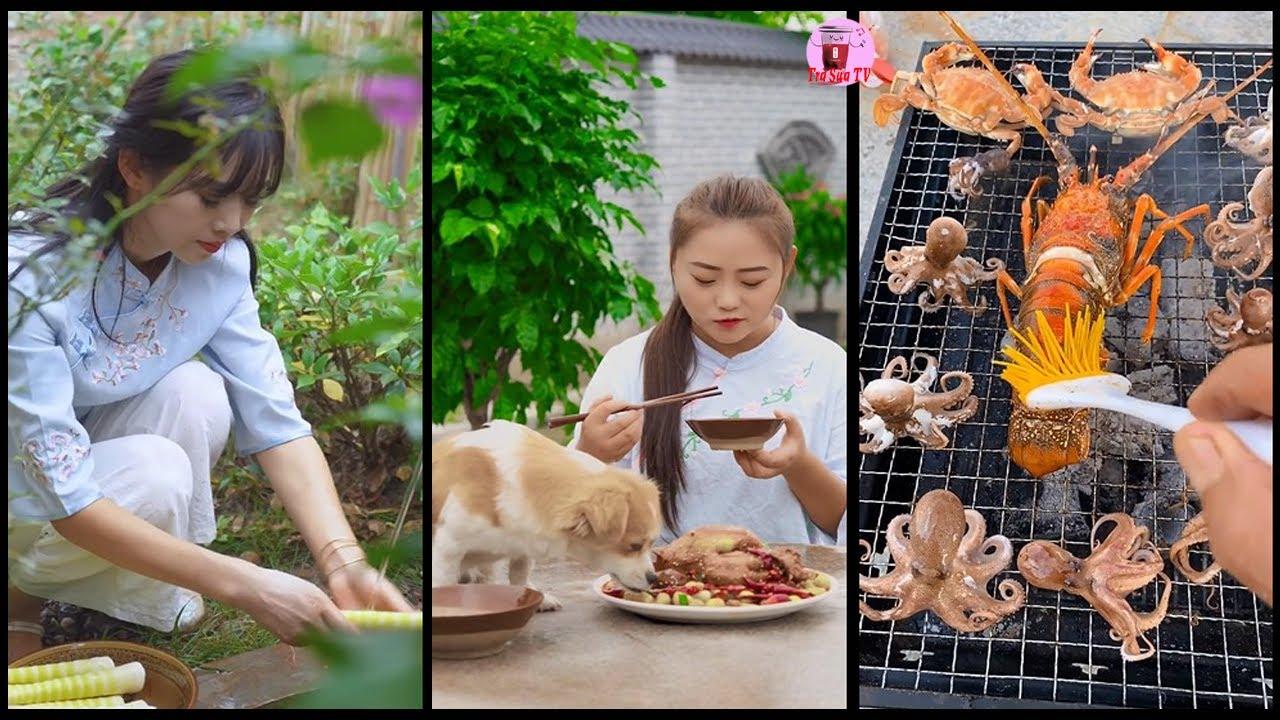 Cuộc Sống & Những Món Ăn Dân Dã Siêu Cay   Ẩm Thực Trung Hoa   Trà Sữa TV