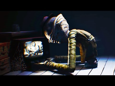 MR. TICKLES WANTS TO PLAY | Little Nightmares - Part 1