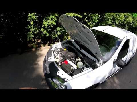 Lada Largus Фургон - Движение под нагрузкой