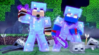 Minecraft: MAIS FORTES - SKY WARS LUCKY Ep.2 ‹ AMENIC ›