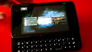Flash player on a Nokia N900 - 70 DAYS uptime!!