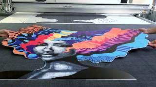 Decoupe sur mesure Forex -  Imprimerie Printstart Paris
