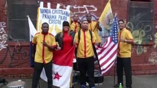 Banda Panamá Para Cristo Misión New York 2015