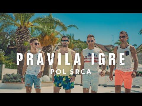 Смотреть клип Pravila Igre - Pol Srca