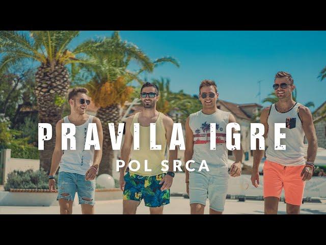 Pravila Igre - Pol Srca (Official video)