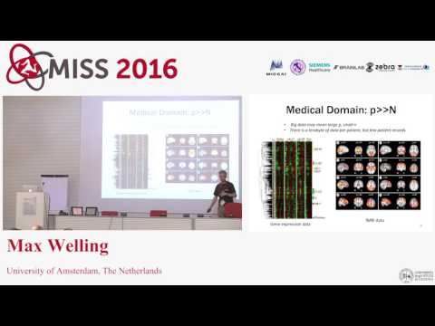 [MISS 2016] Max Welling - Approximate Bayesian Posterior Inference for Big Data