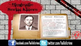 biografie serial killer - PETER KÜRTEN ---WWW.HALLOFCRIME.COM---