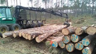 Tartaczka --- timberjack  1110 C