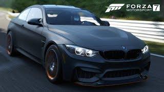 видео Обзор игры Forza Motorsport 7 и сравнение с Project CARS 2