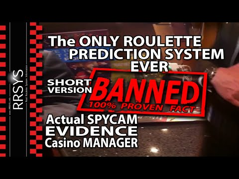 ▀ Casino Manager BANs me, Hidden Camera Evidence (SHORTversion)