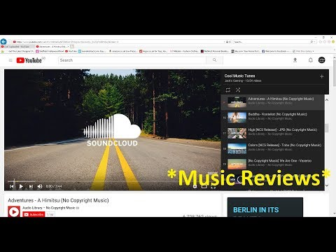 Audio Library: A Himitsu By Adventures No Copyright Song - *Music Review*
