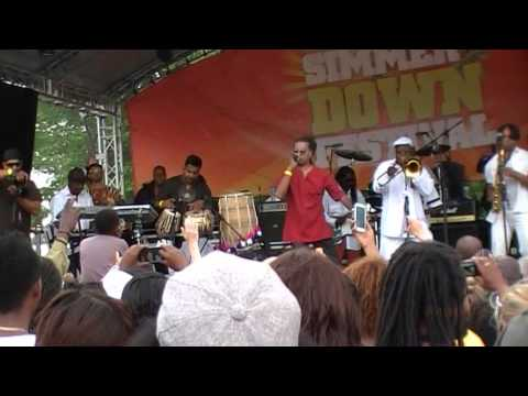 APACHE INDIAN AT SIMMER DOWN 2014