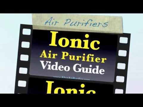Ionic Air Purifier Reviews