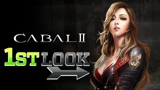Cabal II - First Look