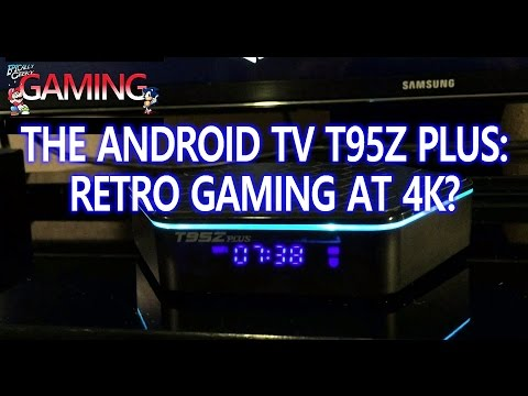 Android TV T95ZPlus: 4k Retro Gaming Solution?