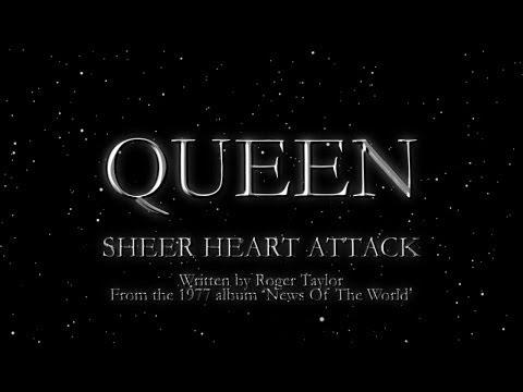 Queen - Sheer Heart Attack (Official Lyric Video)