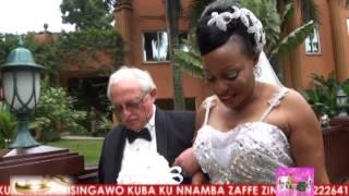 Emikolo n'embaga: Dinah kasujja  yafumbiddwa omwami we omu Itale Slivano Buson   sillivano b